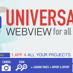 Android WebView App - Universal for all website Download