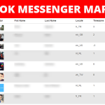 Facebook Messenger Marketing Free Script Download