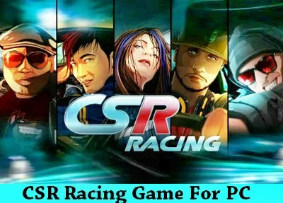 CSR Racing Android Game for PC