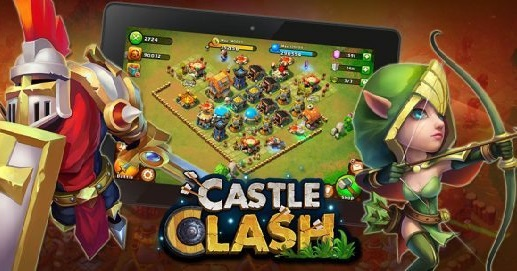Castle-Clash-Brave-Squads-Apk-Data-Download