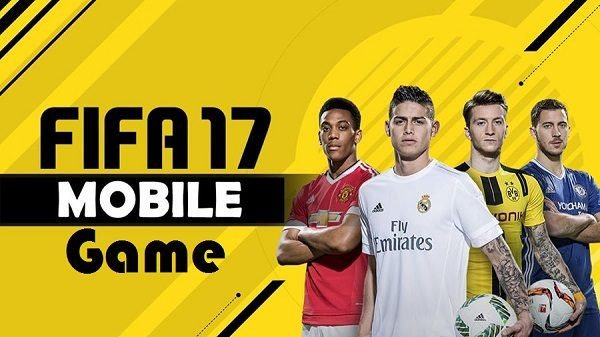 FIFA 17 Mobile Football Android Apk Mod Game Download