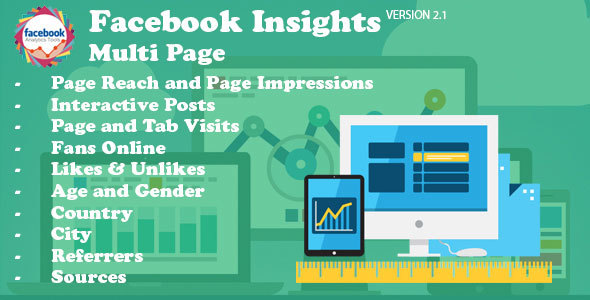 Facebook-Insights-Multi-Page-CodeCanyon-Download