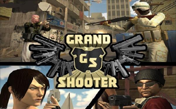 Grand Shooter 3D Gun Mod Apk Game Download