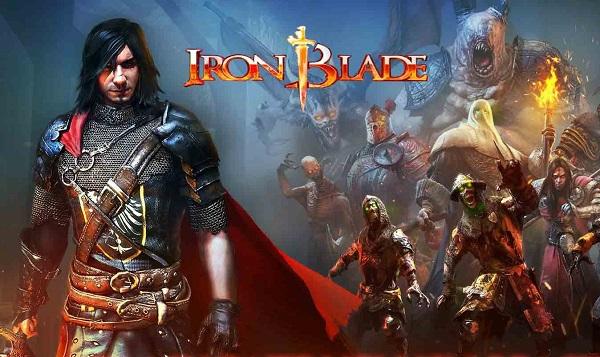 Iron Blade Medieval Legends APK OBB DATA Download