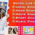 Live TV  Android app Script Download