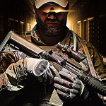 Major GUN War on terror Mod Apk Money Game Download