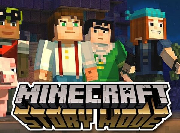 Minecraft-Story-Mode-APK-DATA-Android-Game-Download