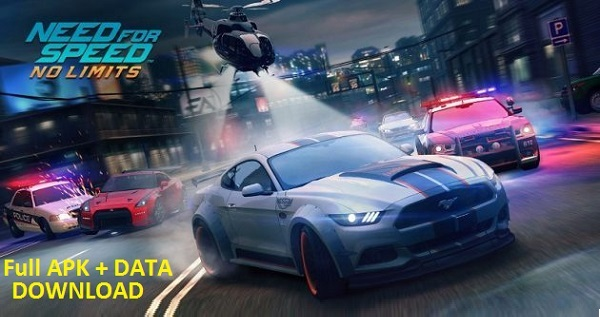 Need for Speed No Limits Android Mod Apk Data Download