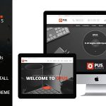Opus Multipurpose WooCommerce WordPress Theme Download