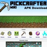 PickCrafter Android Apk Mod Download