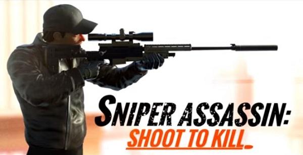 Sniper 3D Assassin Android Mod Apk Download