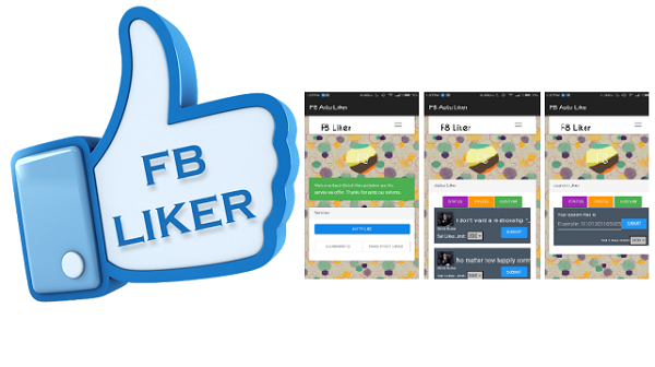 Unlimited Facebook Auto Like Apk Free Download