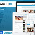 VideoSearchXL Multi Source Video Search Engine CodeCanyon Script Download