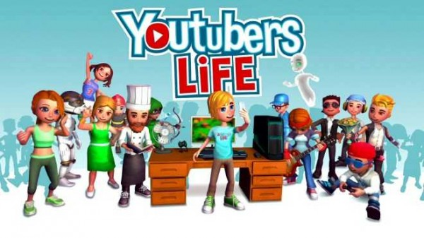 Youtubers Life Gaming MOD APK Unlimited Money Download