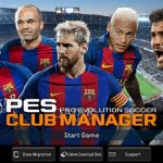 PES Club Manager Apk Data Download