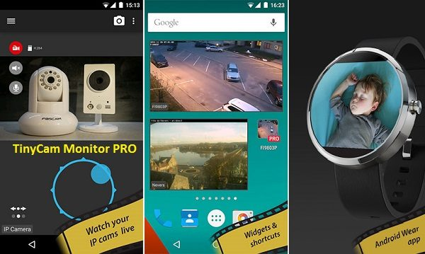 TinyCam Monitor PRO v8 Mod Apk Full Android Download