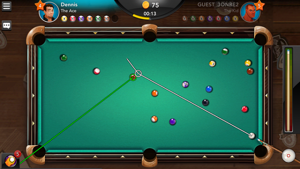 8 Ball Pool 3.9.1 Longline Mod Apk Latest Updated Free Download