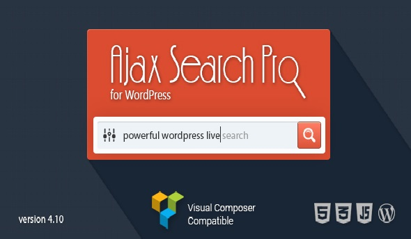 Ajax Search Pro for WordPress Live Search Plugin Download