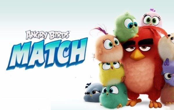 Angry Birds Match Mod Apk Android Download