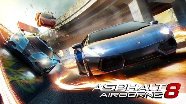 Asphalt 8 Airborne v3l Mod APK DATA Download