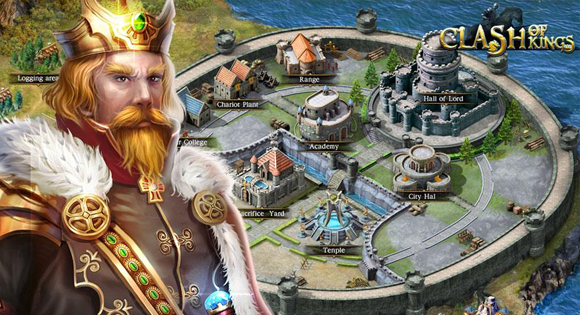 Latest Updates: Clash of Kings Mod Apk 2017 Unlimited Gold Download