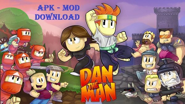 Dan-The-Man-Android-Apk-Mod-Download