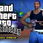 GTA San Andreas APK Mod Data Android Game Cheats Download