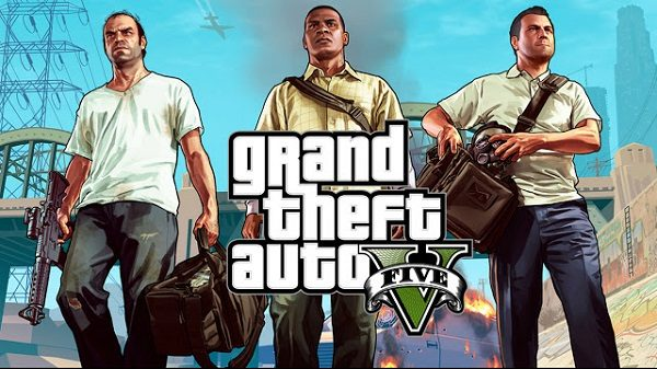 Grand Theft Auto (GTA) - 5 Android Full Apk Data Free Download