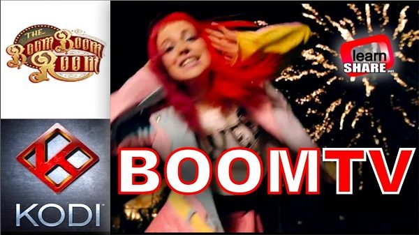 Install Boom Boom TV KODI Addon – Watch Live TV Channels