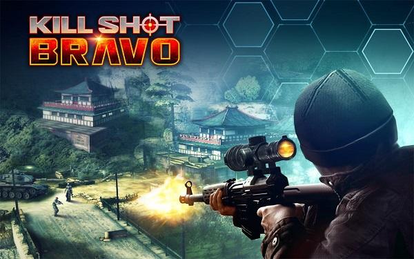 Kill Shot Bravo MOD APK Recoil Unlimited Ammo Download