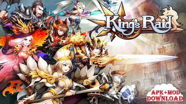 King-Raid-MOD-APK-Android-Game-Download