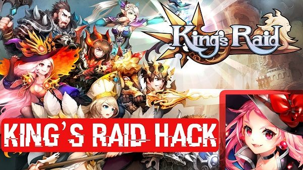 Kings Raid MOD APK Android Game Download