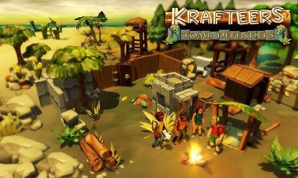 Krafteers-Tomb-Defenders-Android-Apk-Mod-Game-Download