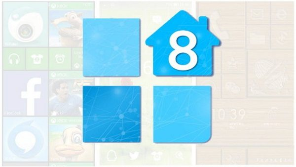 Launcher 8 Pro Windows 8 APK Launcher App for Android