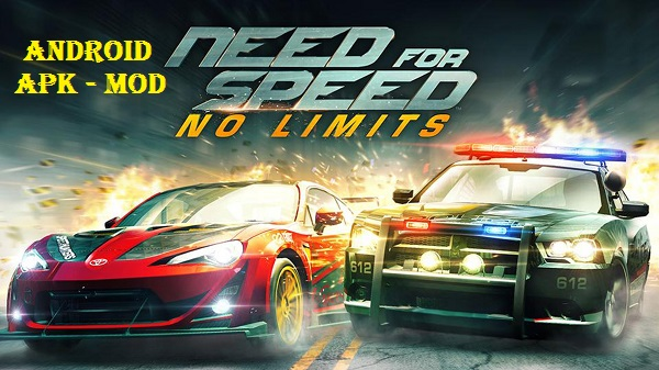 NFS No Limits 2.3.6 Mod Apk Unlimited Download
