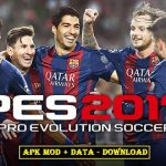 PES 2017 APK DATA MOD Android Pro Evolution Soccer 17 Download