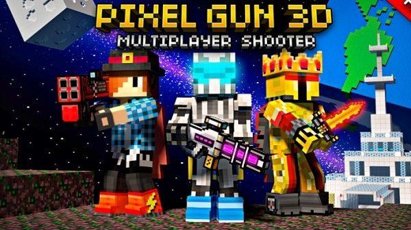 Pixel-Gun-3D-Android-APK-Mod-Download