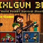 Pixel Gun 3D iPhone Game Download