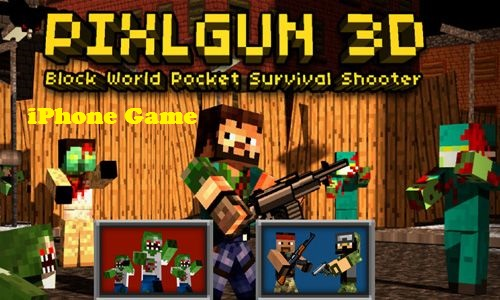 Pixel-Gun-3D-iPhone-Game-Download