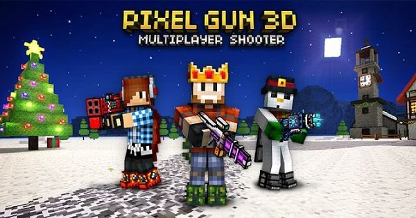 Pixel Gun 3d Pocket Edition APK Mod Data for Android Download