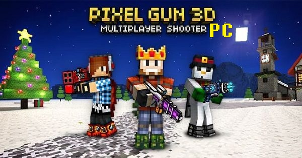 Pixel Gun 3D for PC – Pixel Gun 3D on PC Free Download