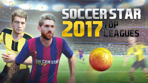 Soccer-Star-2017-Top-Leagues-Mod Apk-Android-Game