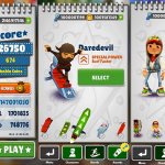 Subway Surfers IPA Mod Cheats For iPhone iPad iOS Free Download