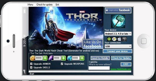 Thor-The-Dark-World-iPhone-Game-Download
