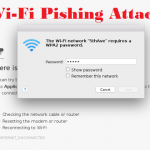 WiFiPhisher – Automated Phishing Attacks Against Wi-Fi Clients