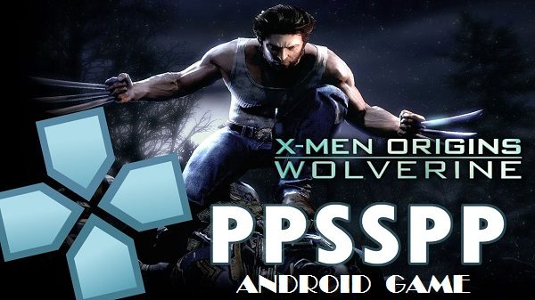 X-Men Origins Wolverine iso PSP for Android Game Download