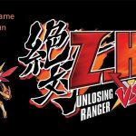 Z.H.P. Unlosing Ranger VS Darkdeath Evilman iso PSP for Android Game Download
