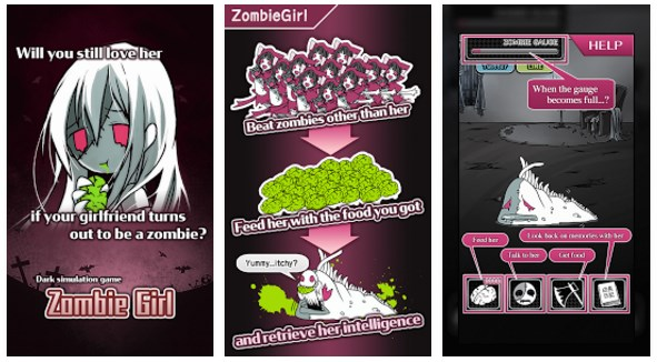 ZombieGirl-Zombie-Growing-Game-Unlimited-Brains-APK-Mod-Download