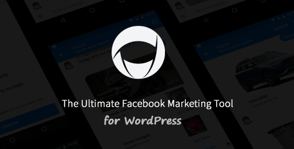 Facebook Messenger Bots for WordPress Download