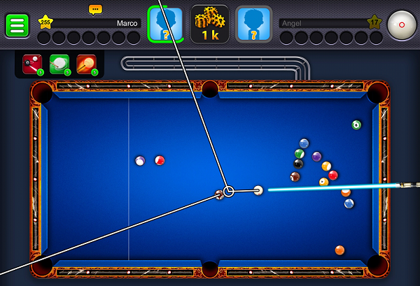 8 Ball Pool MOD APK 3.1 GuideLine Trick No Root Download
